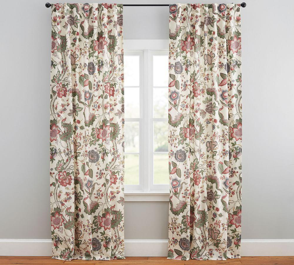 Resi Palampore Curtain