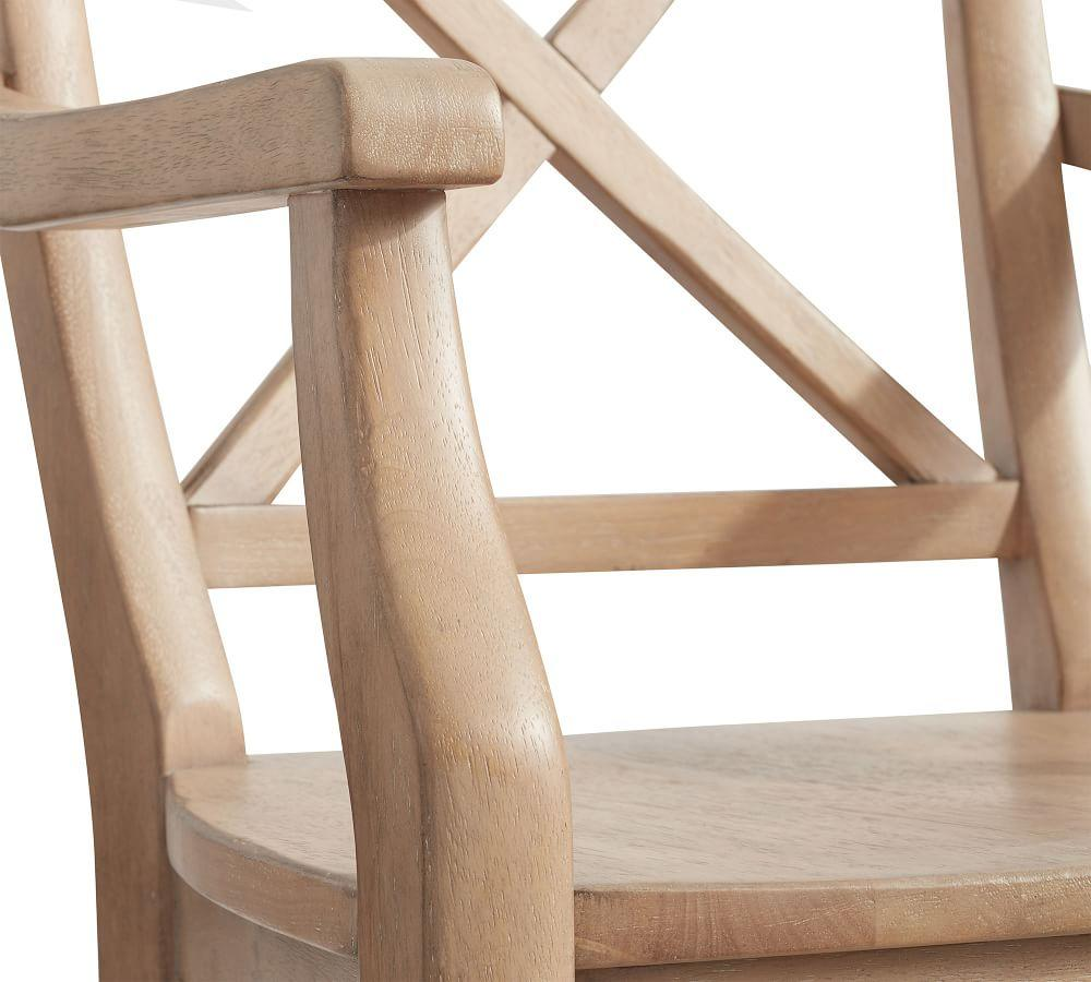 Aaron Wood Seat Chair
