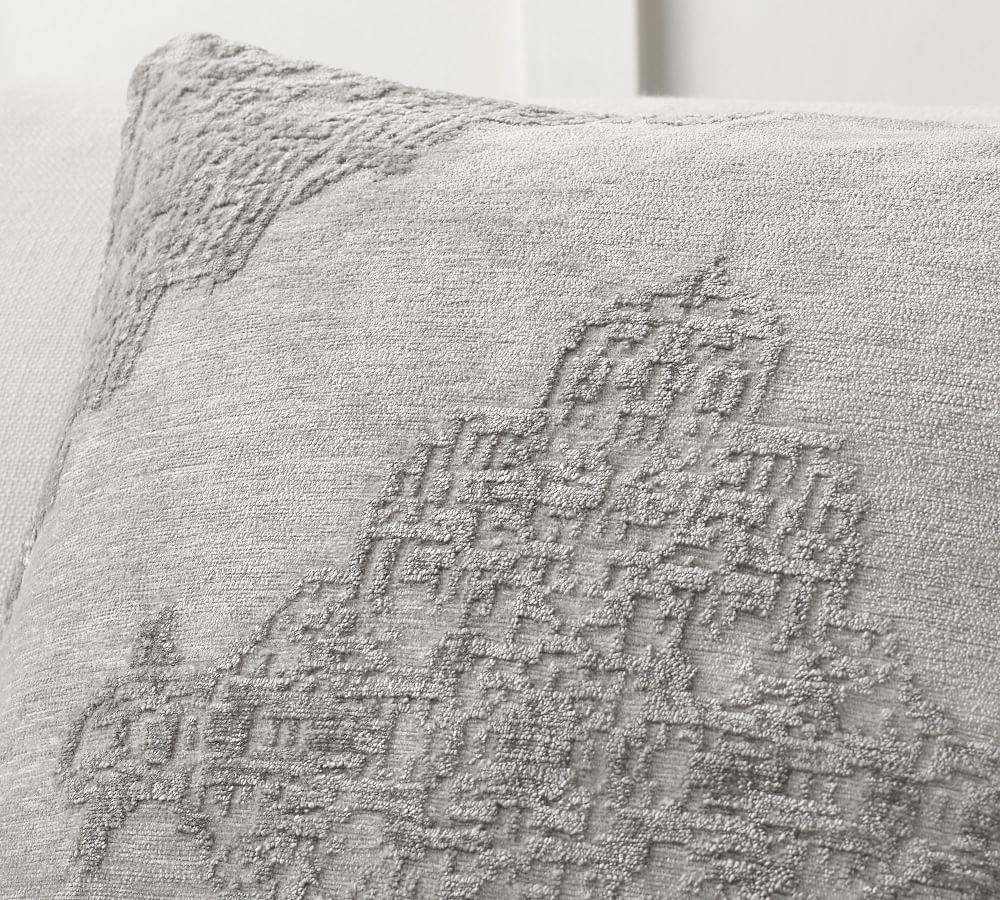 Maddie Textured Cushion Cover Pottery Barn Au