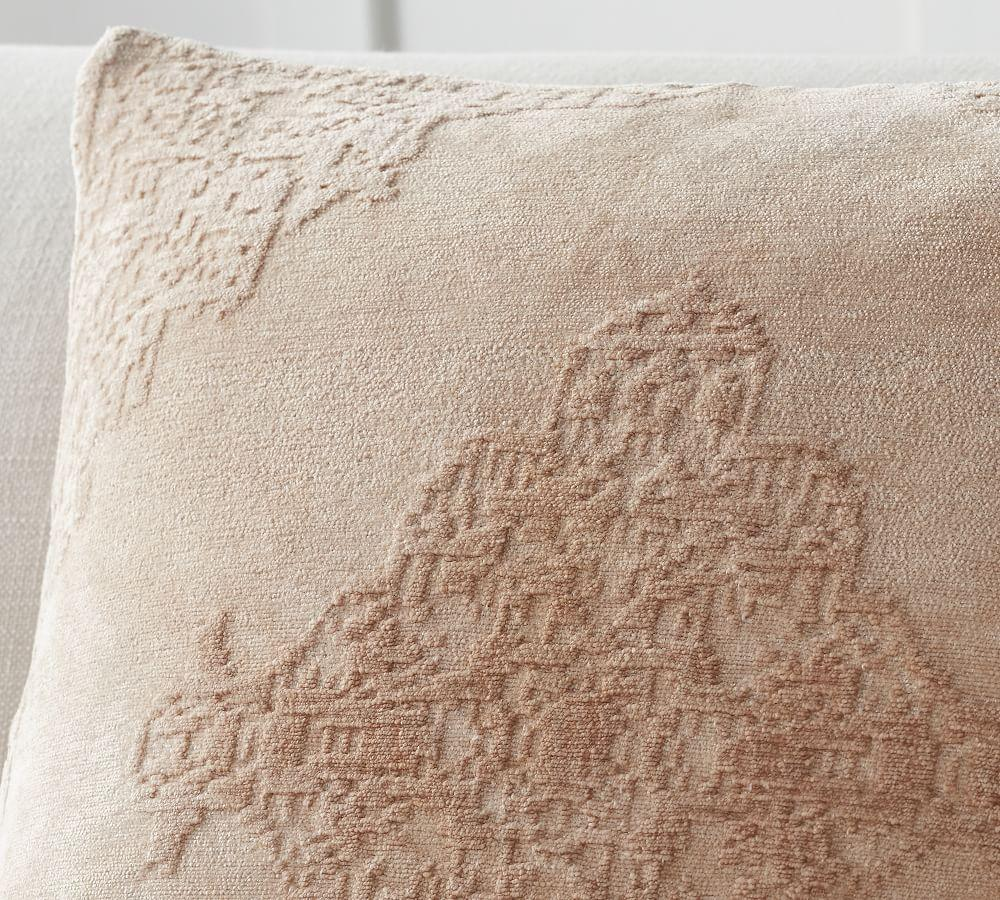 Maddie Textured Cushion Cover Pottery Barn Au