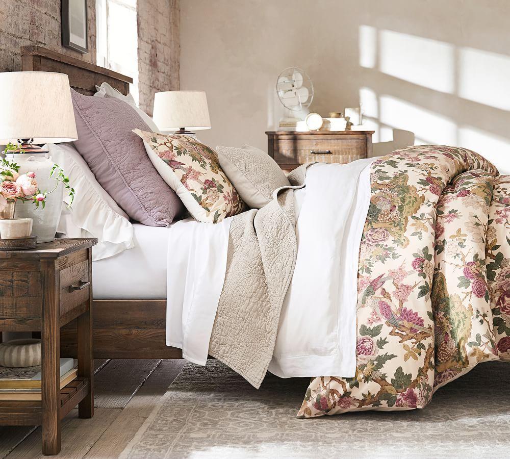 Paulsen Reclaimed Wood Bed