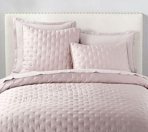 Tencel™ Coverlet & Pillowcases