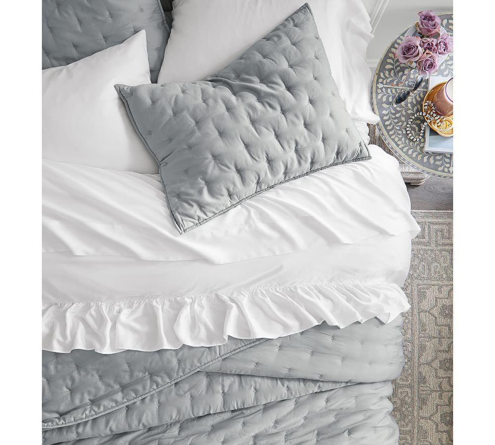 Tencel™ Coverlet & Pillowcases