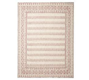 Beatrix Flatweave Rug - Blush Multi