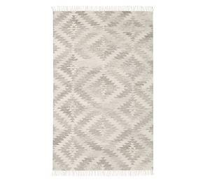 Alston Kilim Rug - Neutral Multi