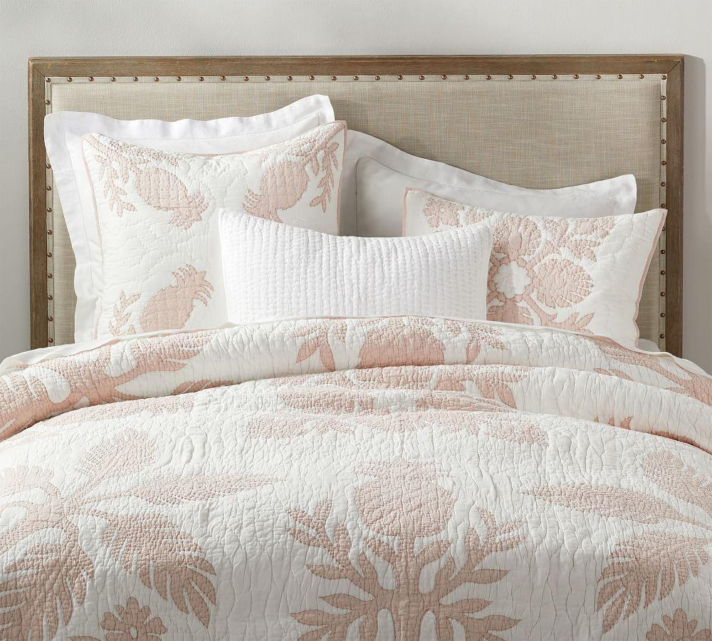 Leilani Tropical Coverlet & Pillowcase