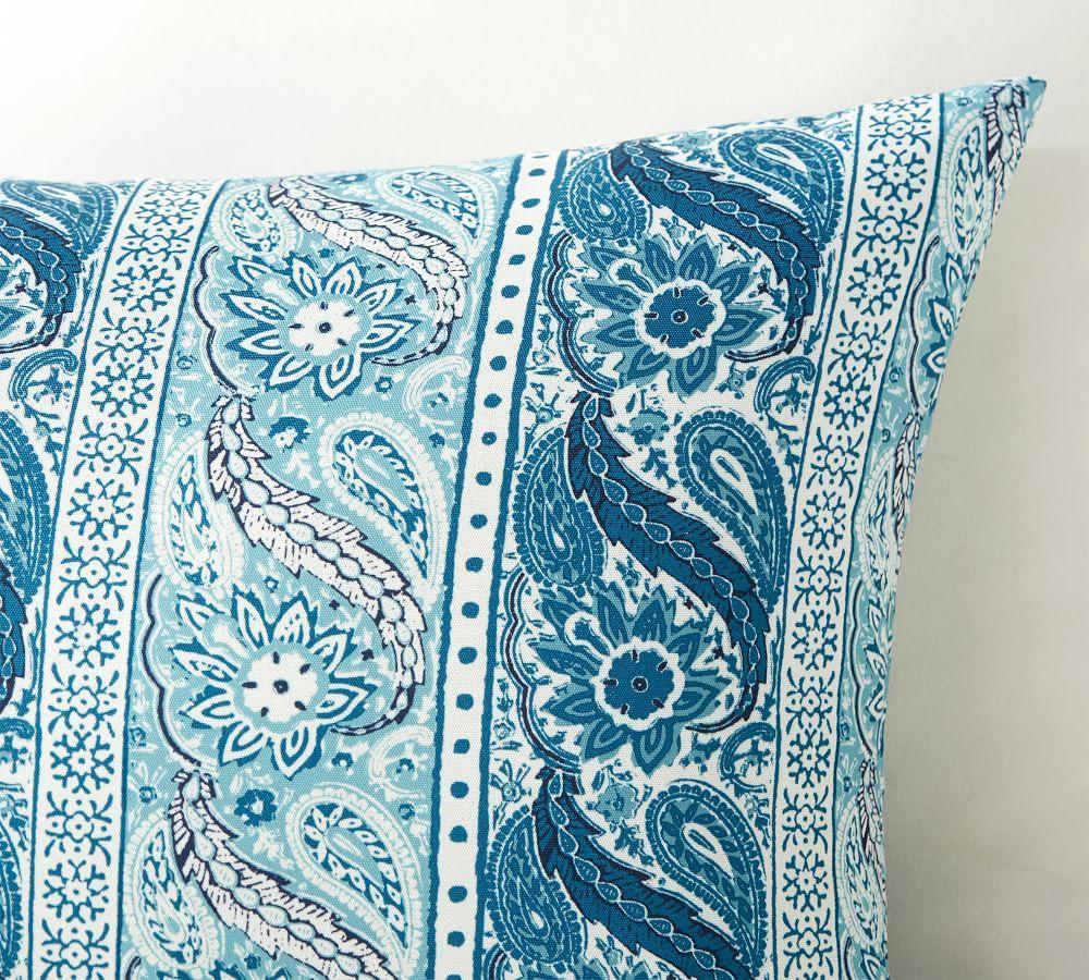 Indoor & Outdoor Quinta Print Lumbar Cushion