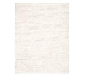 Aarion Handknotted Rug - Ivory