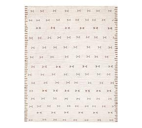 Avila Handknotted Rug - Blush Multi
