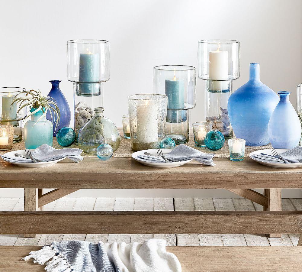 Bubble Glass Hurricanes