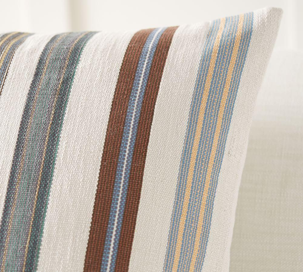 Kash Stripe Cushion Cover