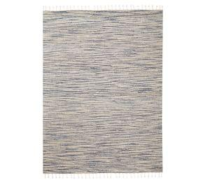 Hartwell Natural Fibre Rug - Blue Multi