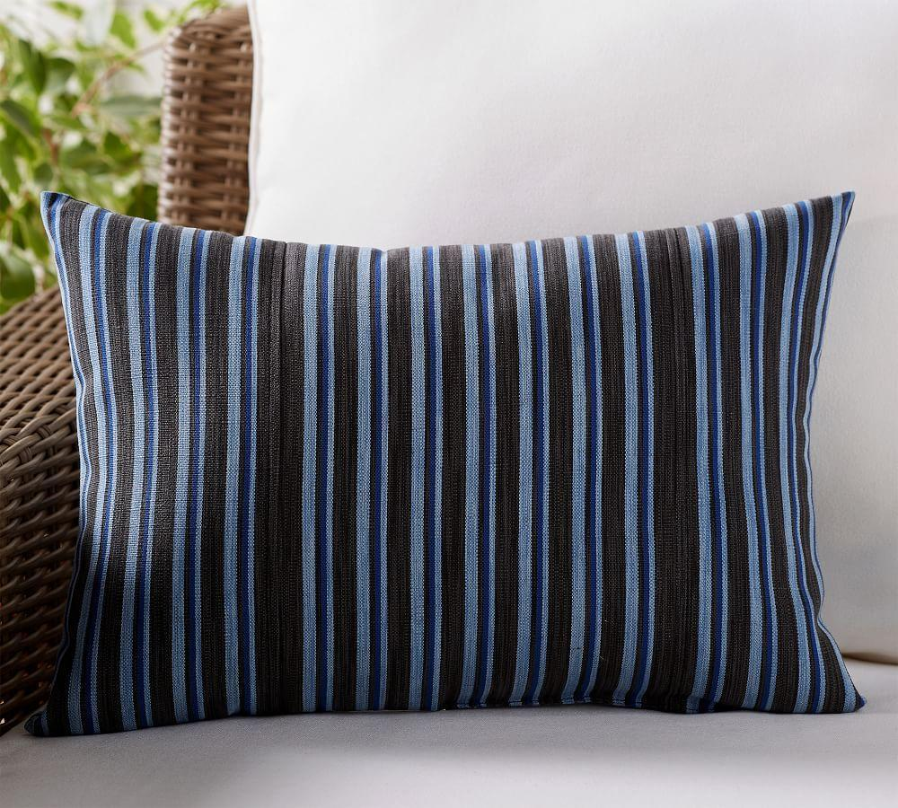 Indoor & Outdoor Dierdra Stripe Cushion