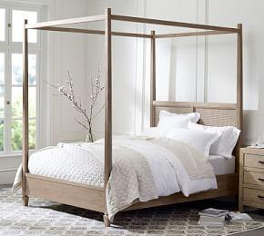 Sausalito Canopy Bed