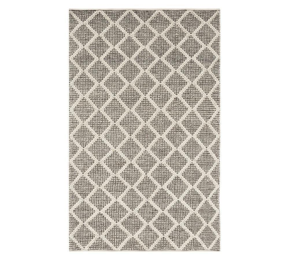 Tikka Flatweave Rug - Neutral Multi