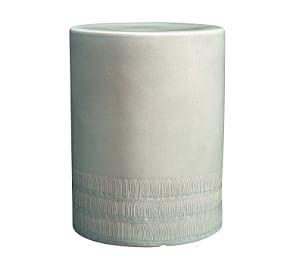 Sage Ceramic Side Table