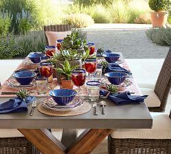 Melamine Plates & Bowls