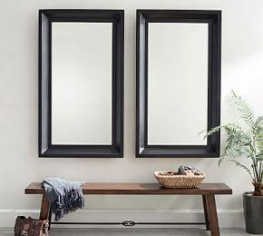 Shelter Rectangular Mirror