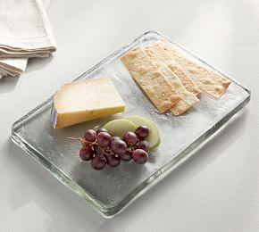 Slab Glass Cheese Board