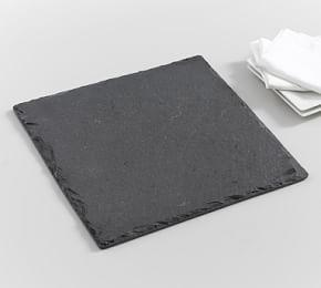 Slate Square Charger