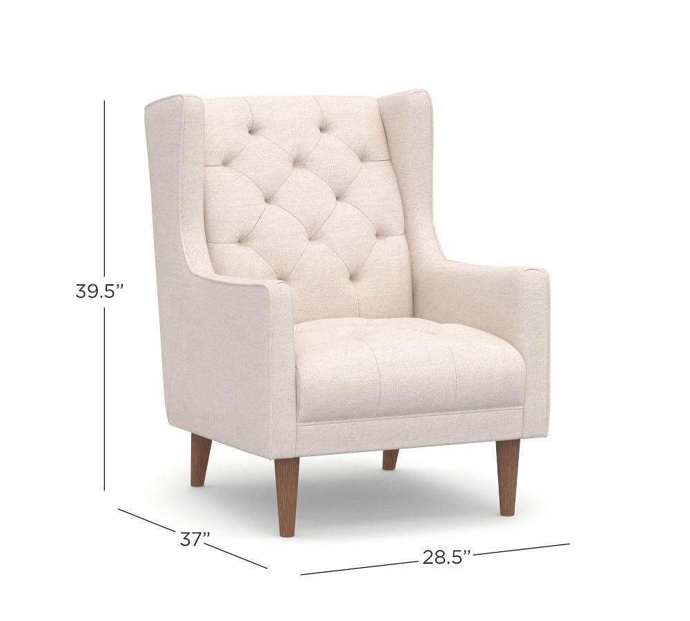 Asher Upholstered Armchair