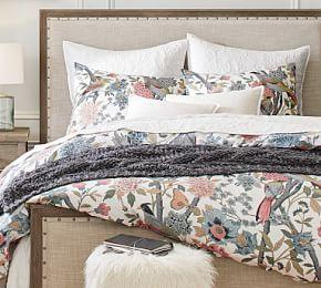 Bloom Floral Print Quilt Cover & Pillowcases