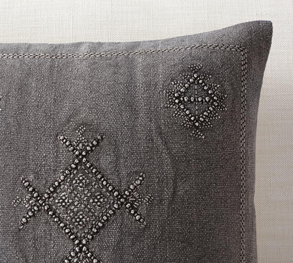 Kalera Embroidered Cushion Cover