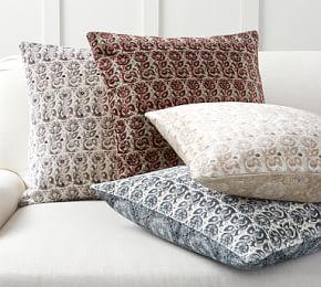 Tovio Reversible Print Cushion Cover
