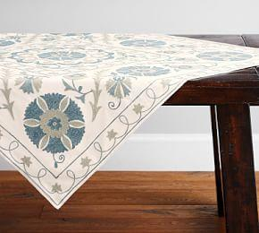 Table Runners, Tablecloths, & Table Throws | Pottery Barn