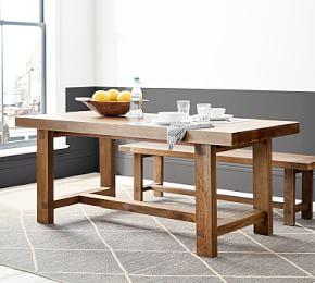 Reed Extending Dining Table (185 - 246 cm)