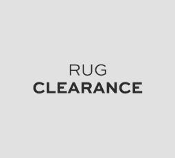 Rug Clearance