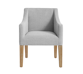 PB Classic Slope Upholstered Dining Chair