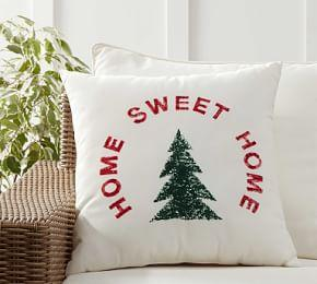 Indoor/Outdoor Home Sweet Home Cushion