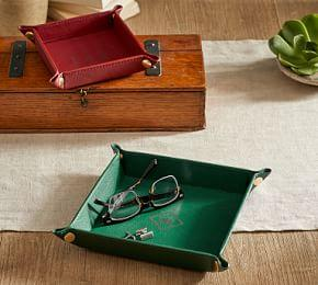 Grant Leather Catchall