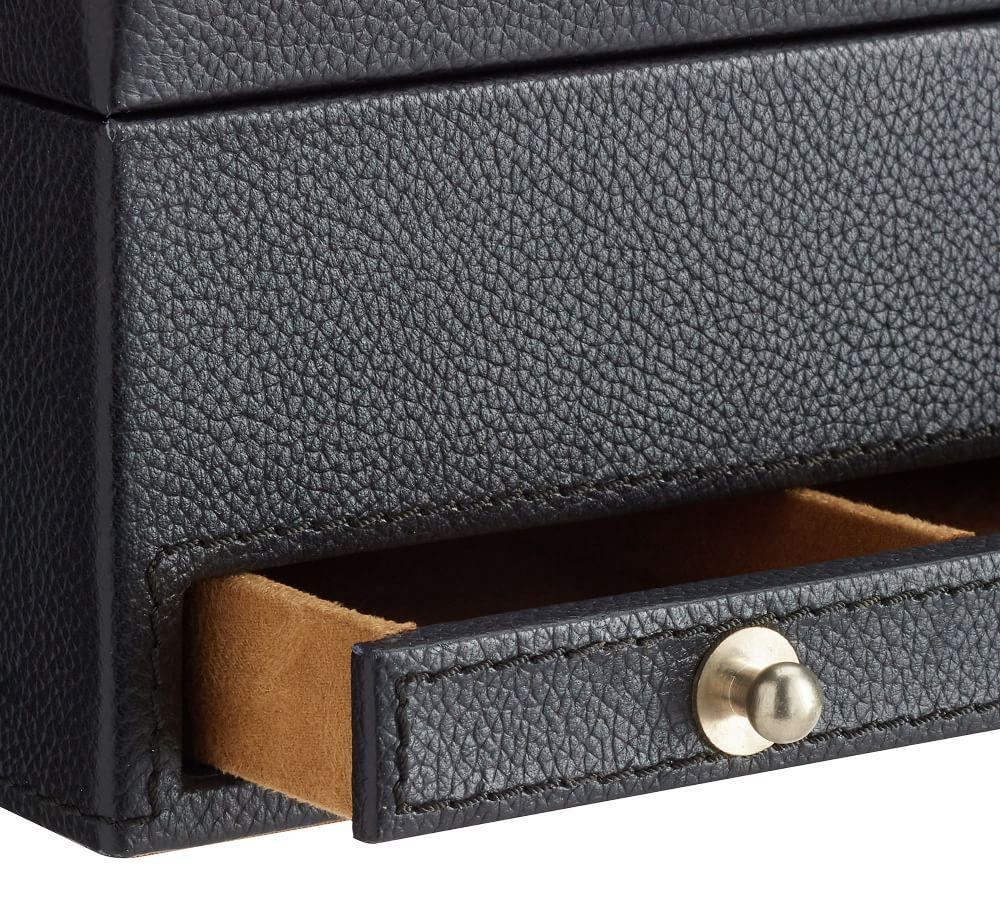 Grant Leather Jewellery Box