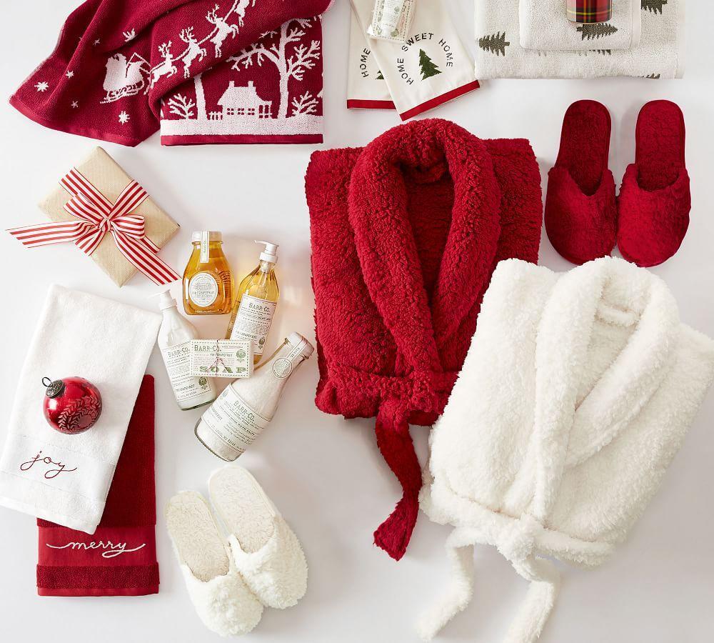 Merry Organic Hand Towel Pottery Barn Au