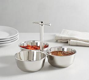 Harrison Stainless Steel Condiment Server