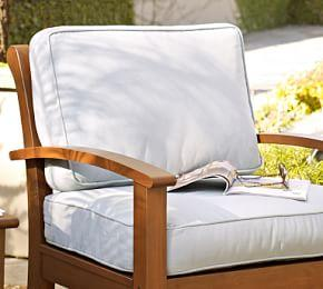 Chatham Sunbrella® Outdoor Furniture Cushions