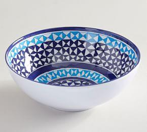 Hampton Melamine Serving Bowl