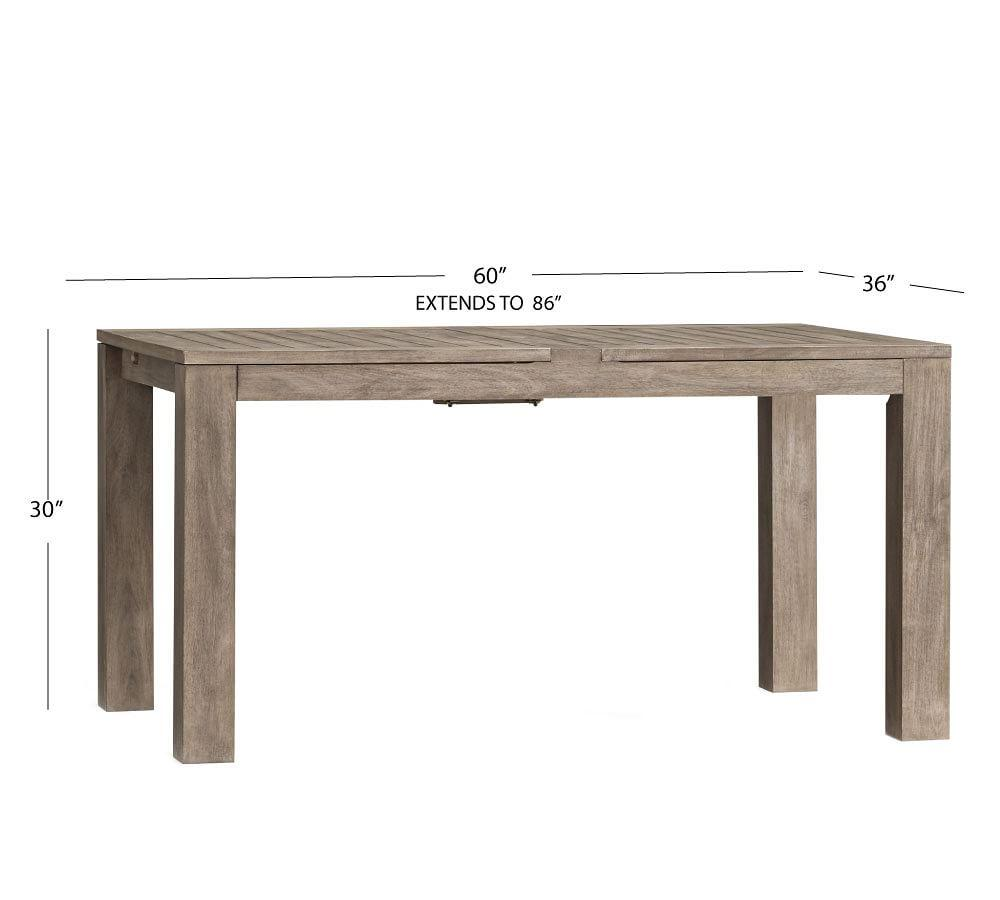 Indio Extending Dining Table