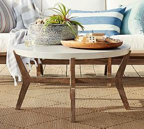 Raylan Outdoor Coffee Table