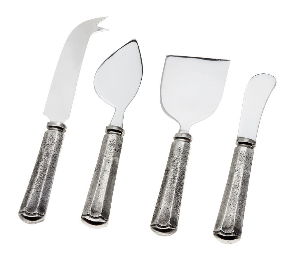 Tivoli Cheese Knives, Set of 4