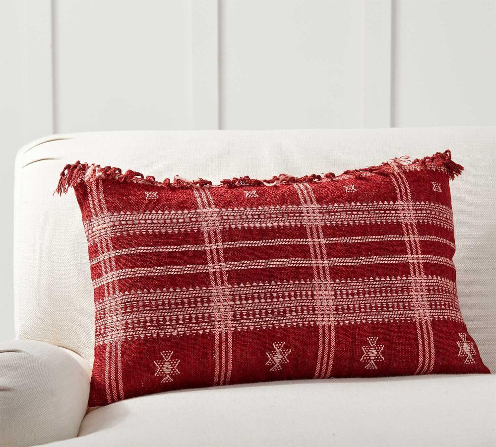 Killian Fringe Lumbar Cushion Cover