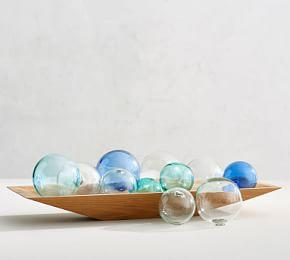 Recycled Glass Balls