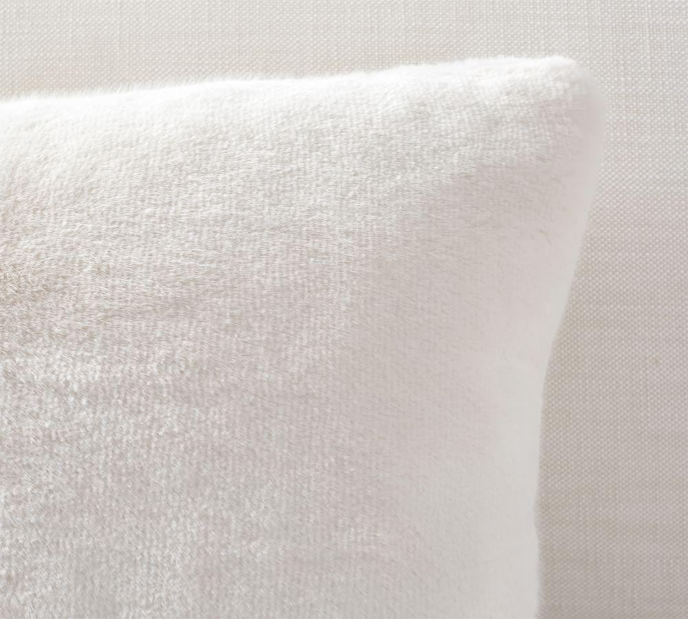 Faux Fur Alpaca Cushion Covers