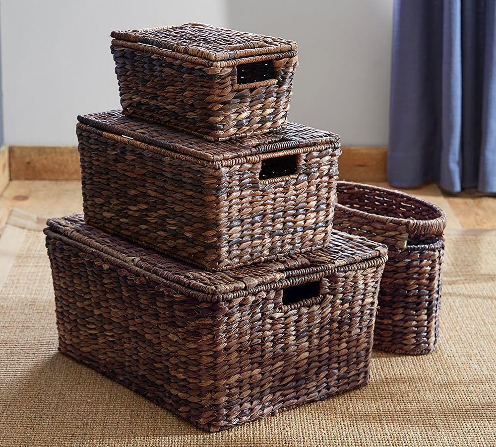 Havana Lidded Baskets