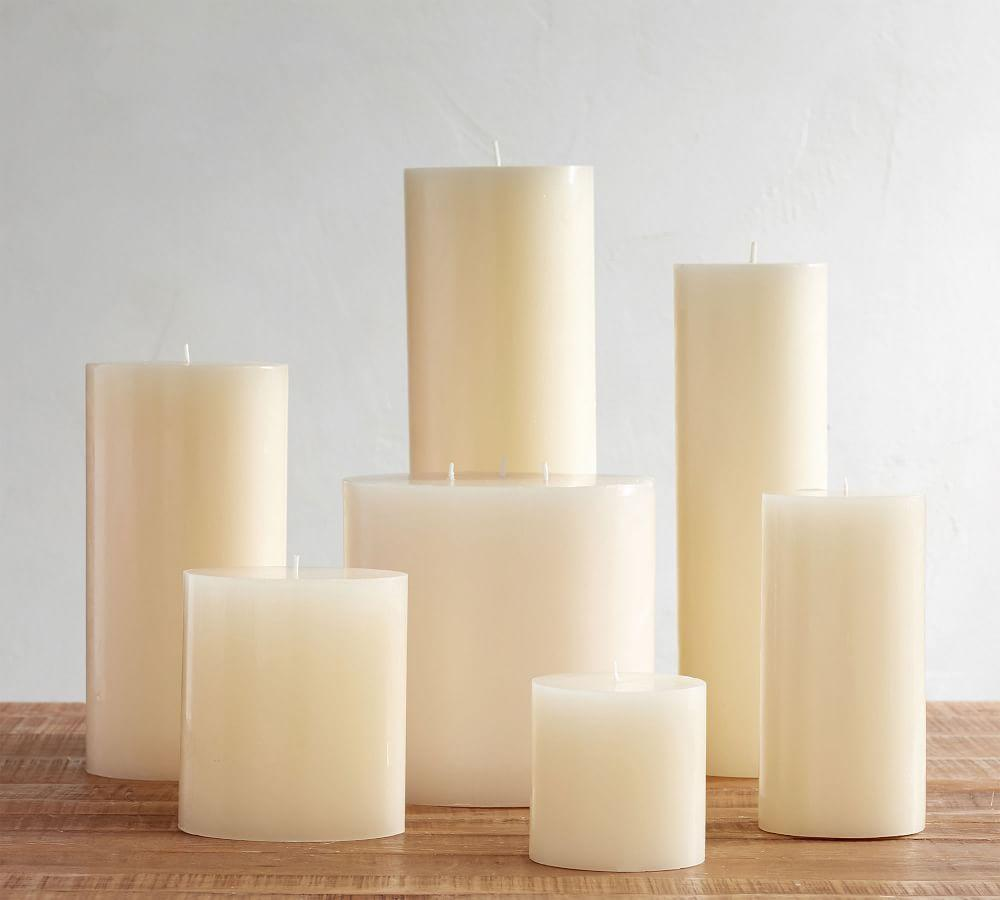 PB Pillar Candle