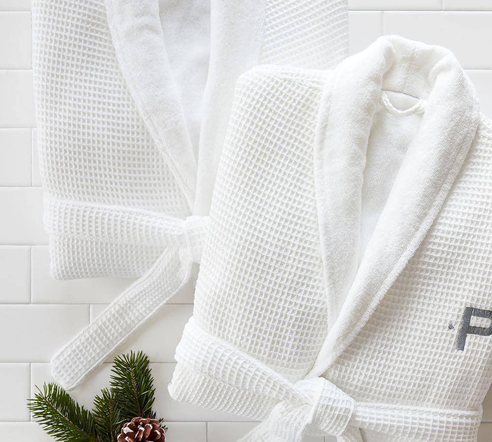 Waffle-Weave Resort Robe