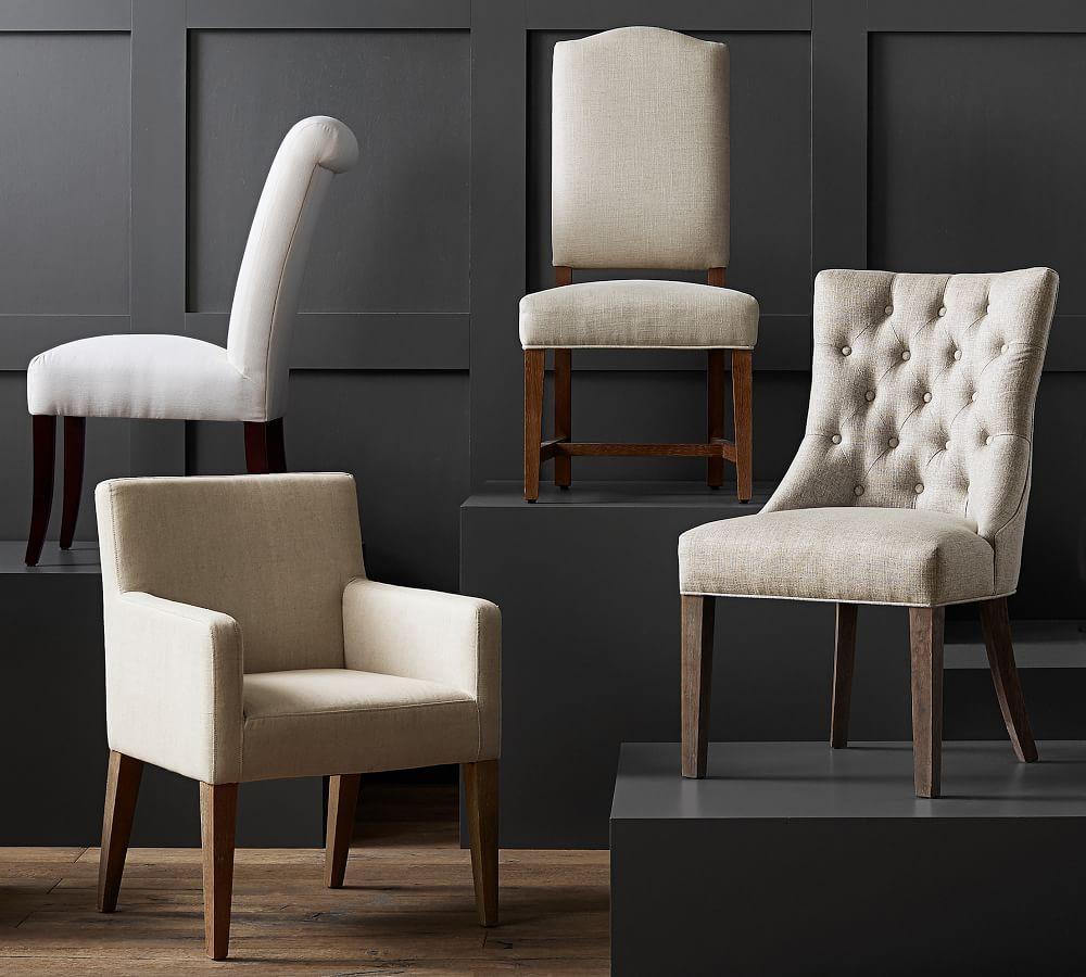 Ashton Non-Tufted Side Chair