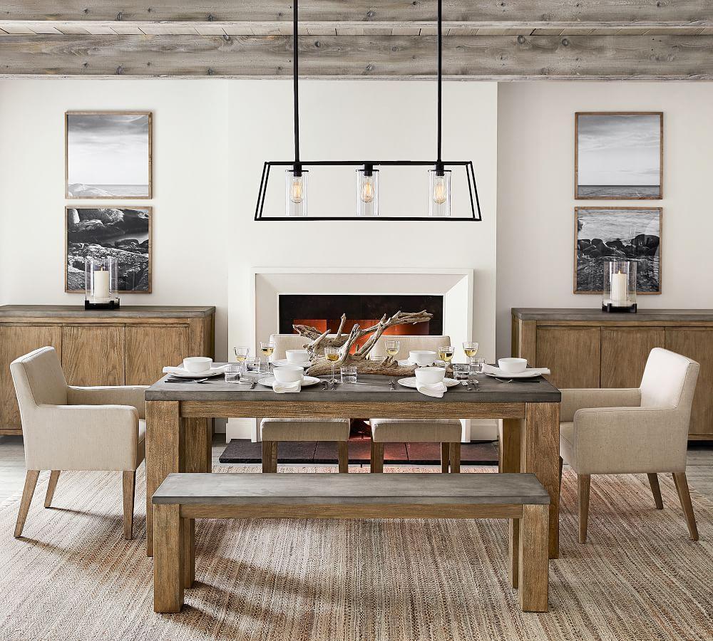 Brooks Dining Table - Seadrift (188 cm)
